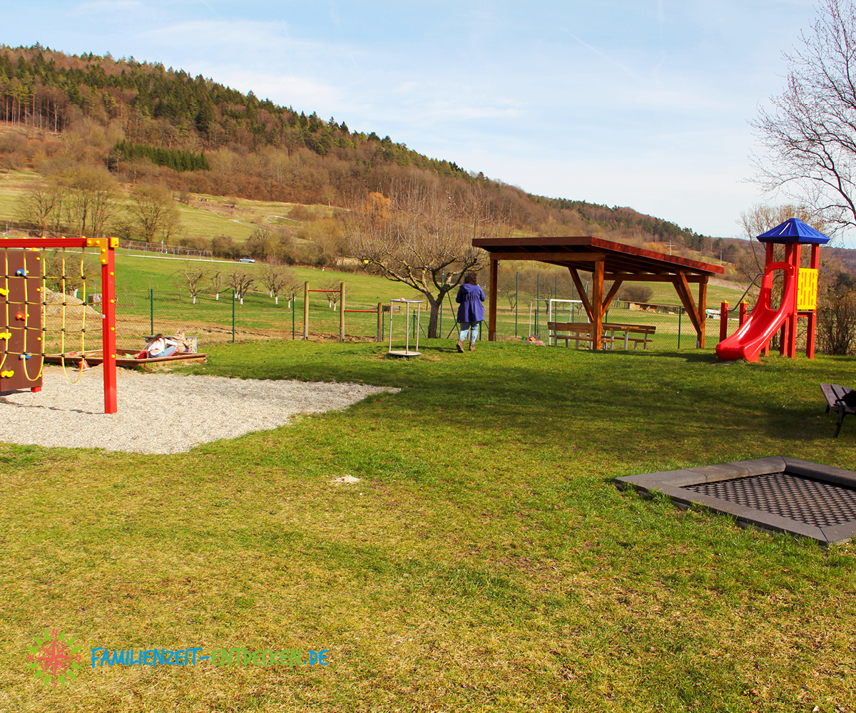 spielplatz niedermirsberg  familienzeitentdeckende