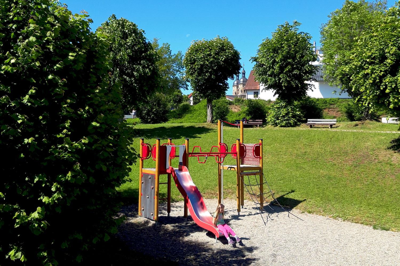 spielplatz gößweinstein  familienzeitentdeckende